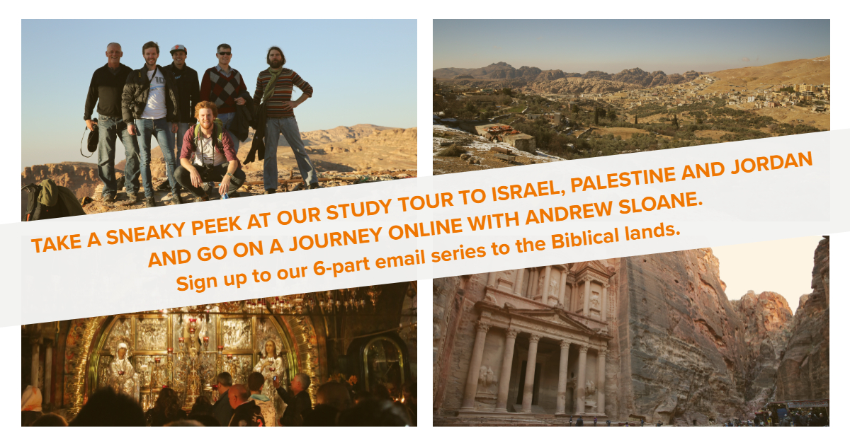 Study Tour Email Series