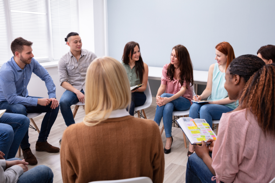 A Relational Edge in Counsellor Training